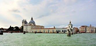 Santa Maria Della salut przy San Marco, Wenecja Obraz Stock