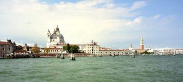 Santa Maria Della salut przy San Marco, Wenecja Fotografia Royalty Free