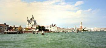 Santa Maria Della salut przy San Marco, Wenecja Obrazy Stock