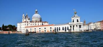 Santa Maria Della salut przy San Marco, Wenecja Fotografia Stock
