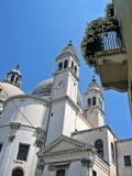 Santa Maria della Salute. Side view of Santa Maria della Salute Venice, Italy stock image