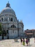 Santa Maria della Salute. Venice, Italy royalty free stock image