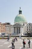Santa Maria della Salute Basilica Royalty Free Stock Image