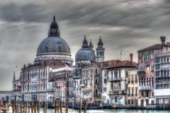 Santa Maria della Salute Royalty Free Stock Photos