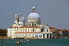 Santa Maria della Salute Royalty Free Stock Photography