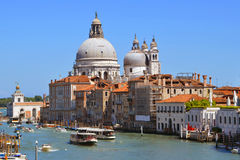 Santa Maria della Salute Royalty Free Stock Photos
