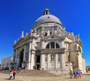 Santa Maria della Salute Royalty Free Stock Images