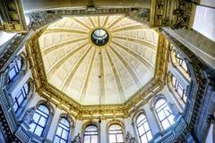 Santa Maria della Salute Church Basilica Dome Venedig Italien stockfotografie