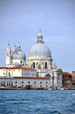 Santa Maria della Salute church in Venice Royalty Free Stock Photography