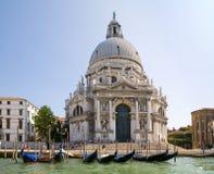 Santa maria della salute. Italy. Venice. Royalty Free Stock Image