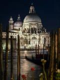 Santa Maria della Salute Venece Fotografering för Bildbyråer