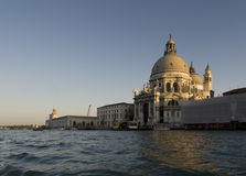 Santa Maria della Salute (Venecia) Stock Photo