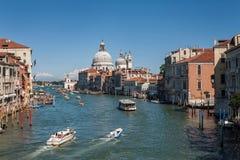 Santa Maria Della Salute Venezia Fotos de archivo libres de regalías