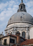 Santa Maria della Salute, Venice. Basilica di Santa Maria della Salute, Venice stock image