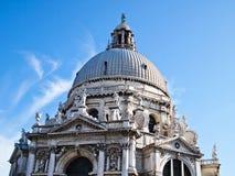 Santa Maria della Salute in Venice, Italy Royalty Free Stock Image