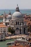 Santa Maria della Salute in Venice, Italy Stock Photos
