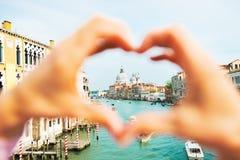 Santa maria della salute venice, italy Royalty Free Stock Photo