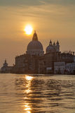 Santa Maria della Salute, Venice Stock Images
