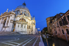 Santa Maria della Salute in Venice Stock Photography