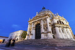 Santa Maria della Salute in Venice Royalty Free Stock Images