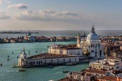 Santa Maria della salutu kościół w Wenecja Italy obraz stock
