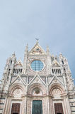 Santa Maria della Scala, a church in Siena, Italy Stock Photo