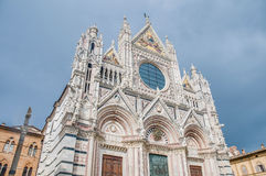 Santa Maria della Scala, a church in Siena, Italy Royalty Free Stock Photo