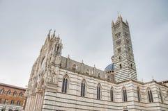 Santa Maria della Scala, uma igreja em Siena, Toscânia, Itália Fotos de Stock Royalty Free