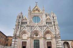 Santa Maria della Scala, uma igreja em Siena, Toscânia, Itália Foto de Stock Royalty Free