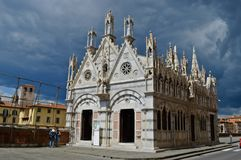 Santa Maria della Spina Royalty-vrije Stock Afbeeldingen