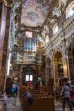 Santa Maria della Vittoria Fotos de Stock Royalty Free