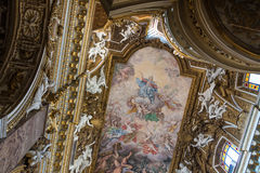 Santa Maria della Vittoria Foto de Stock Royalty Free