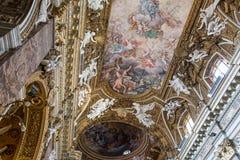Santa Maria della Vittoria Imagens de Stock Royalty Free