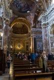 Santa Maria della Vittoria Fotografia de Stock