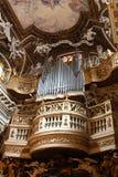 Santa Maria della Vittoria in Rome, Italy Stock Images