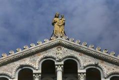 Santa Maria dellaspina domkyrka, Pisa, Italien Royaltyfri Bild