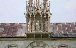 Santa Maria dellaspina domkyrka, Pisa, Italien Royaltyfri Fotografi