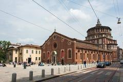 Santa Maria delle Grazie Royalty Free Stock Image