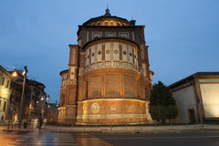 Santa Maria delle Grazie arkivfoto