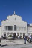 Santa Maria delle Grazie Stock Image