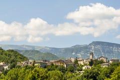 Santa Maria di Acquasanta Terme Royalty Free Stock Image