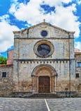 Santa Maria di Betlem-Kathedrale in Sassari Lizenzfreies Stockbild