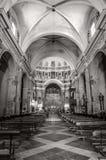 Santa Maria di Betlem, Sassari, Сардиния Стоковое Изображение