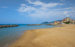 Santa Maria di Castellabate Royalty Free Stock Photo