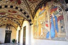 Santa Maria di Castello, fotografie stock libere da diritti