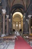 Santa Maria di Castello chuch Stock Image