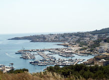 Santa Maria di Leuca Royalty Free Stock Images