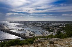 Santa Maria Di Leuca Puglia Zdjęcia Stock