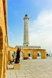 Santa Maria di Leuca's Lighthouse Stock Images