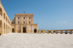 Santa Maria di Leuca travel Italy royalty free stock image